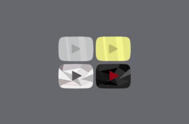 Placas do YouTube: Conheça todos botões de play dos prêmios da plataforma!